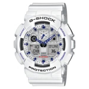 Casio Gshock Basic GA100A7A