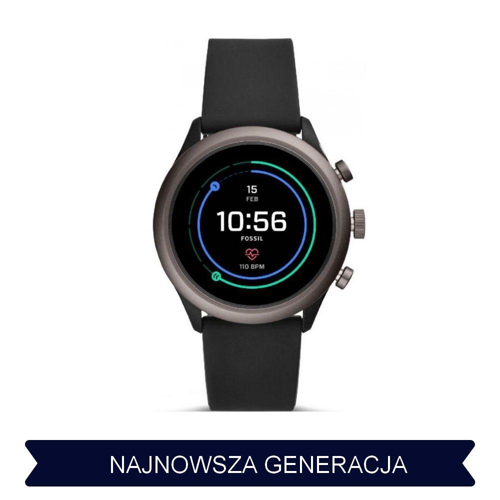 Zegarek Fossil Sport Smartwatch FTW4019 1