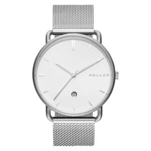 Meller Denka Dag Silver L W3P2SILVER  zegarek damski