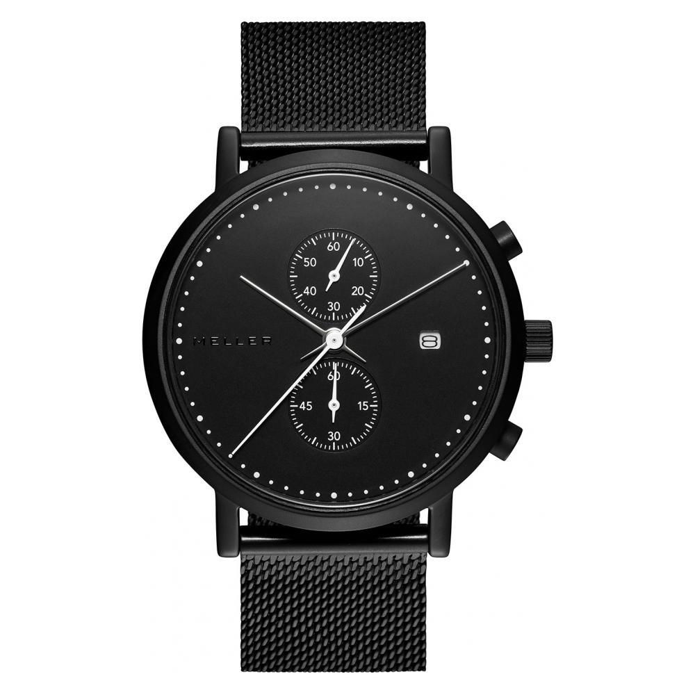 Meller Makonnen All Black Chronograf 4NN2BLACK  zegarek męski 1