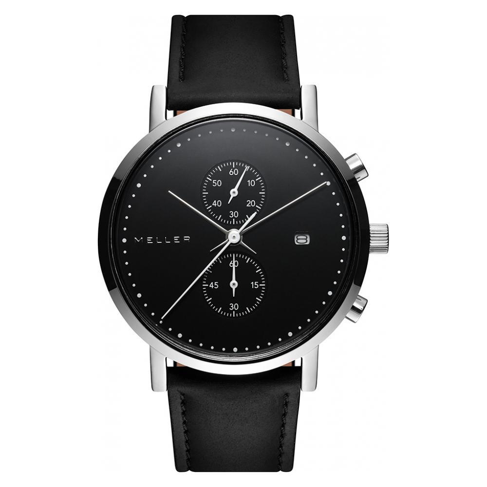 Meller Makonnen Black Night Chronograf 4PN1BLACK  zegarek męski 1