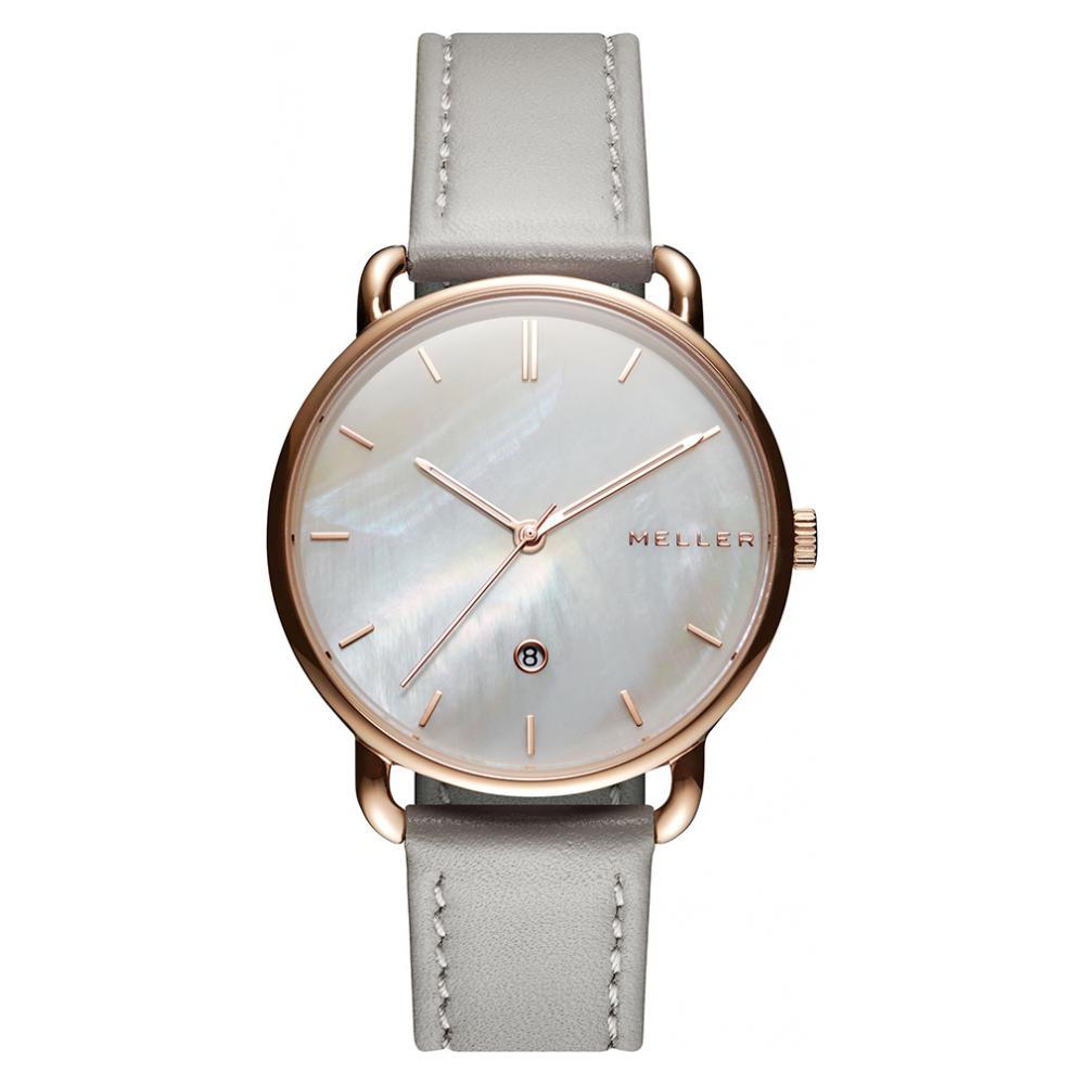 Meller Denka Grey Pearl W3RN1GREY  zegarek damski 1