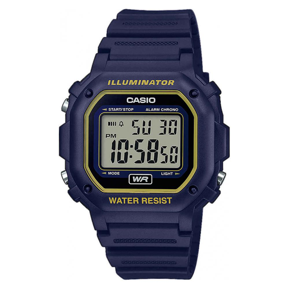 Zegarek Casio Collection F-108WH-2A2 1