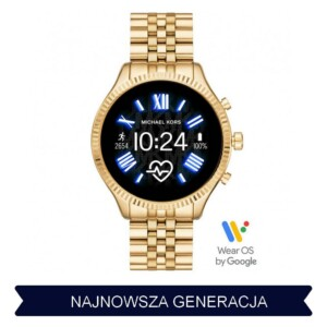 Zegarek Michael Kors Smartwatch Lexington MKT5078
