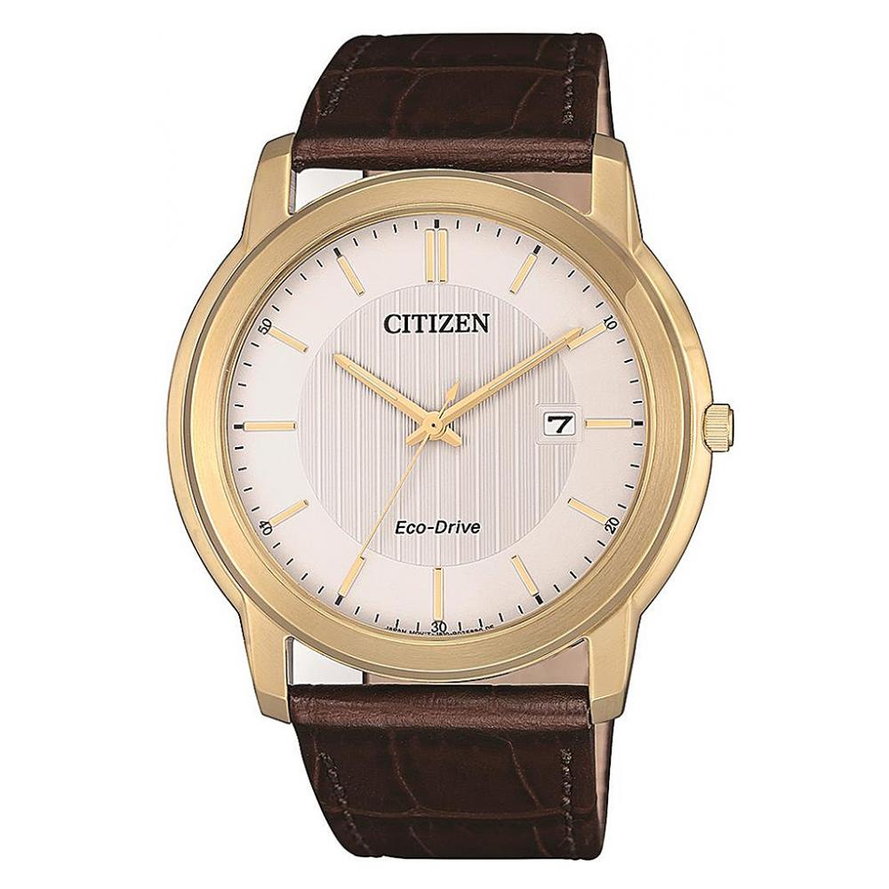 Zegarek Citizen Leather AW1212-10A 1