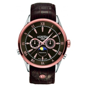 Roamer Superior Moonphase 508821 47 63 05