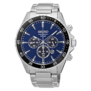 Seiko Solar SSC445P1  zegarek męski