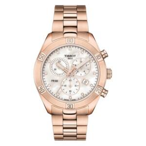 Tissot PR 100 Sport Chic T101.917.33.116.00 - zegarek damski