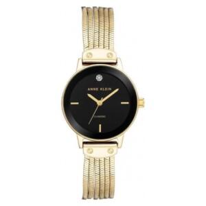 Anne Klein AK3220BKGB - zegarek damski