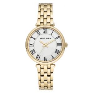 Anne Klein AK3322WTGB - zegarek damski