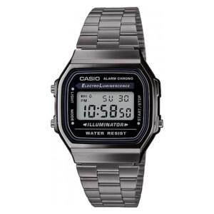 Casio Retro A168WEGG-1A - zegarek męski