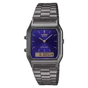 Casio Retro AQ-230EGG-2A - zegarek damski