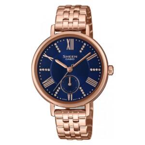 Casio Sheen SHE-3066PG-2A  - zegarek damski