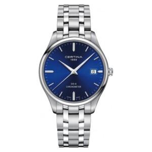 Certina DS-8 Chronometer C033.451.11.041.00 - zegarek męski