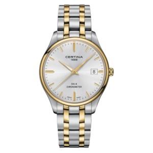 Certina DS-8 Chronometer C033.451.22.031.00 - zegarek męski