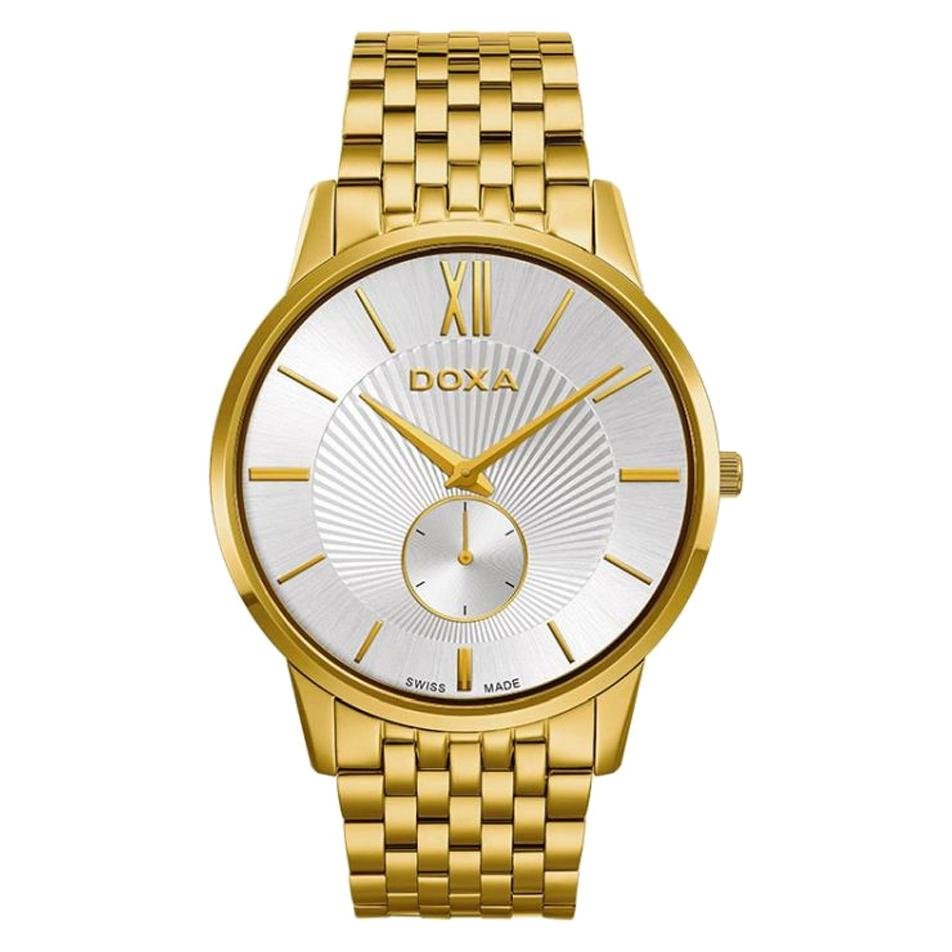 Doxa SLIM LINE 105.30.022.30 - zegarek męski 1