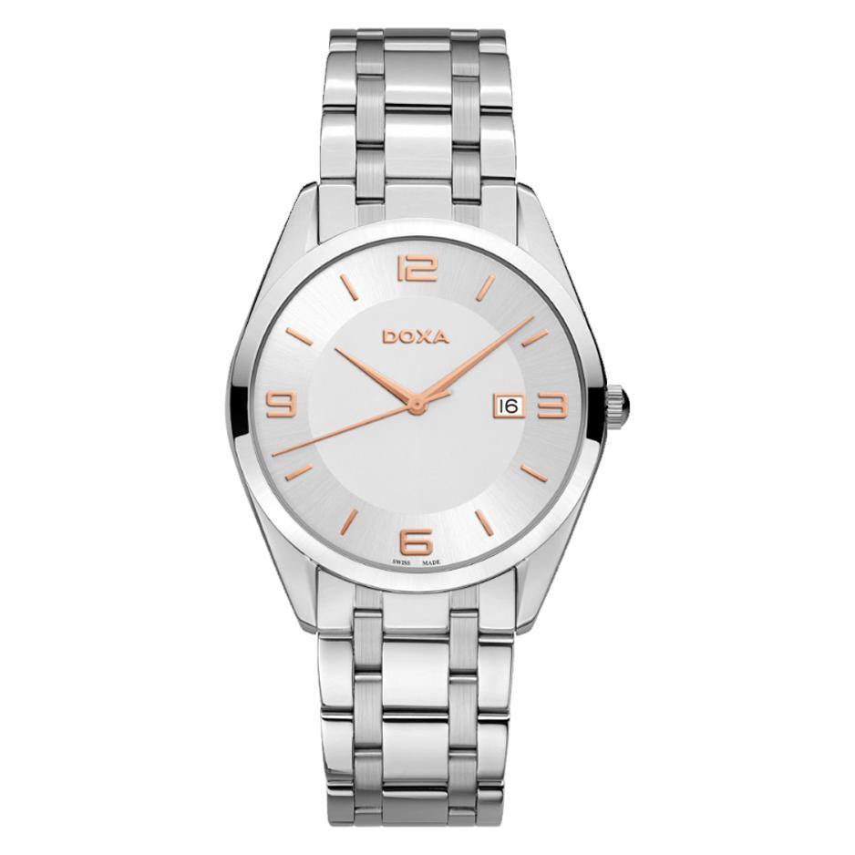Doxa TRADITION 121.10.023R10 - zegarek męski 1