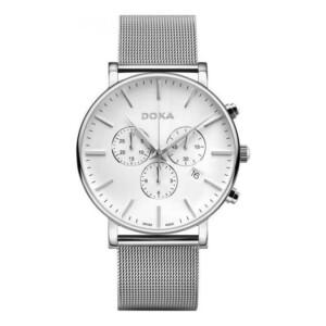 Doxa D-LIGHT 172.10.011.210 - zegarek męski