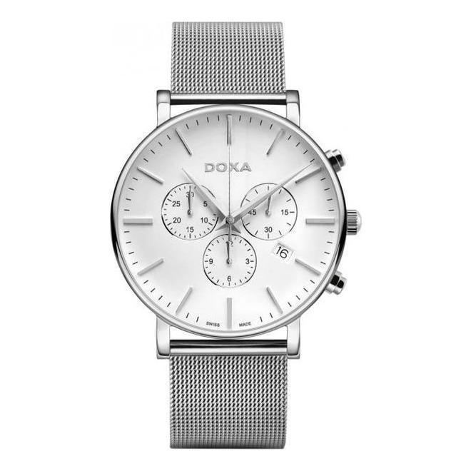 Doxa D-LIGHT 172.10.011.210 - zegarek męski 1