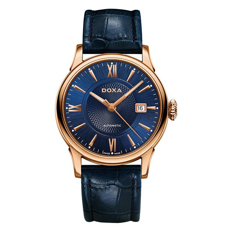 Doxa VINTAGE FUSION 624.90.202.203 - zegarek męski 1