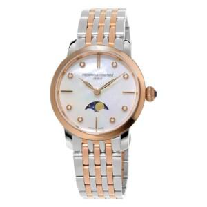 Frederique Constant FC-206MPWD1S2B - zegarek damski