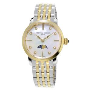 Frederique Constant FC-206MPWD1S3B - zegarek damski