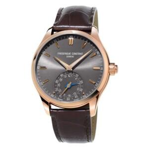 Frederique Constant Męskie FC-285LGS5B4 - zegarek smartwatch