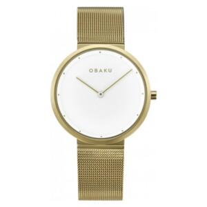 Obaku Papir V230LXGWMG1 - zegarek damski