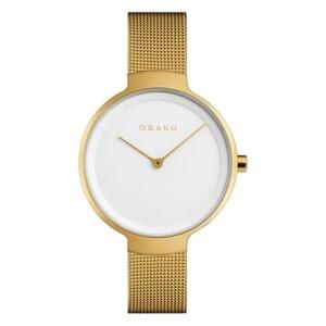Obaku Birk V231LXGIMG - zegarek damski