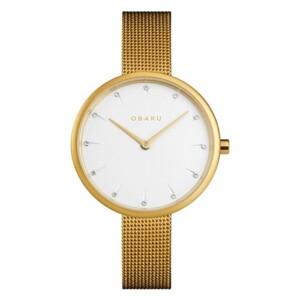 Obaku Notat V233LXGIMG - zegarek damski