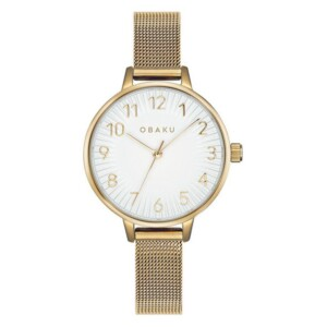 Obaku Syren V237LXGIMG - zegarek damski
