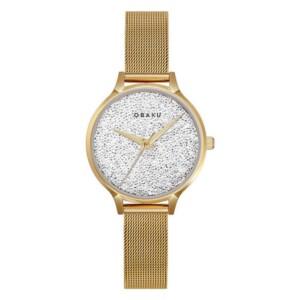 Obaku Stjerner V238LXGWMG - zegarek damski