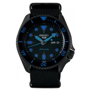 Seiko 5 Sports Automatic SRPD81K1 - zegarek męski