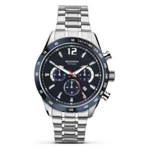 Sekonda Chronograph SEK1226 - zegarek męski
