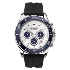Sekonda Chronograph SEK1708 - zegarek męski