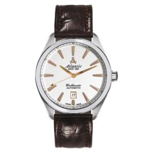 Atlantic Worldmaster 53750.41.21R - zegarek męski