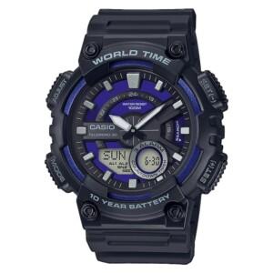 Casio Standard Combo AEQ-110W-2A2 - zegarek męski