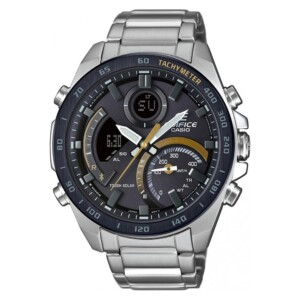 Casio Edifice ECB-900DB-1C - zegarek męski