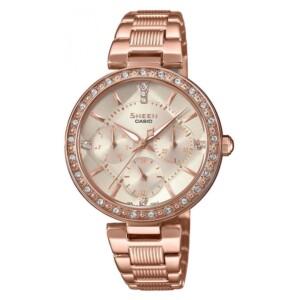 Casio Sheen SHE-3068PG-4A - zegarek damski