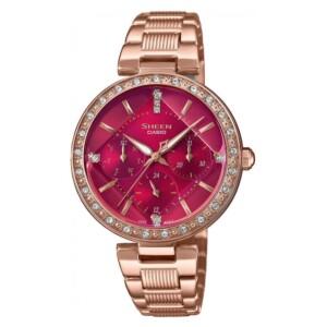 Casio Sheen SHE-3068PG-4B - zegarek damski