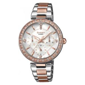 Casio Sheen SHE-3068SPG-7A - zegarek damski
