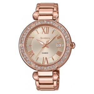 Casio Sheen SHE-4057PG-4A - zegarek damski