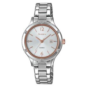 Casio Sheen SHE-4533D-7A - zegarek damski