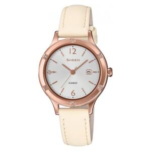 Casio Sheen SHE-4533PGL-7A - zegarek damski
