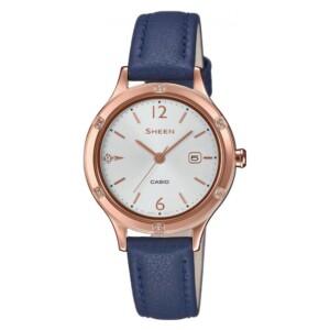 Casio Sheen SHE-4533PGL-7B - zegarek damski