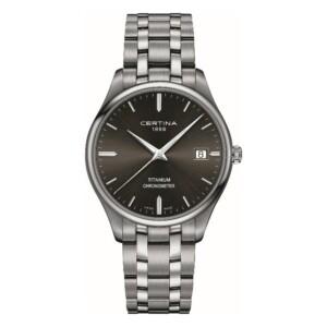 Certina DS-8 Chronometer C033.451.44.081.00 - zegarek męski