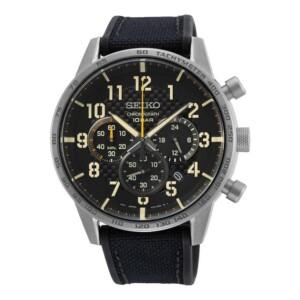 Seiko Chronograph SSB367P1 - zegarek męski
