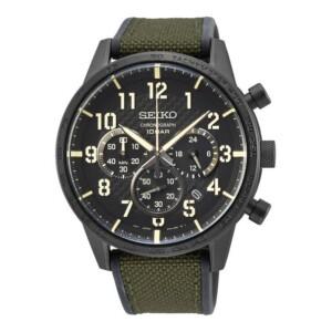Seiko Chronograph SSB369P1 - zegarek męski