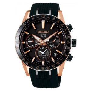 Seiko Seiko Astron GPS Solar Perpetual Calendar Titanium SSH006J1 - zegarek męski