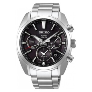 Seiko Astron GPS Solar SSH021J1 - zegarek męski